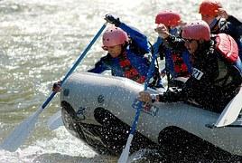 Rafting hajo oldalunkon!